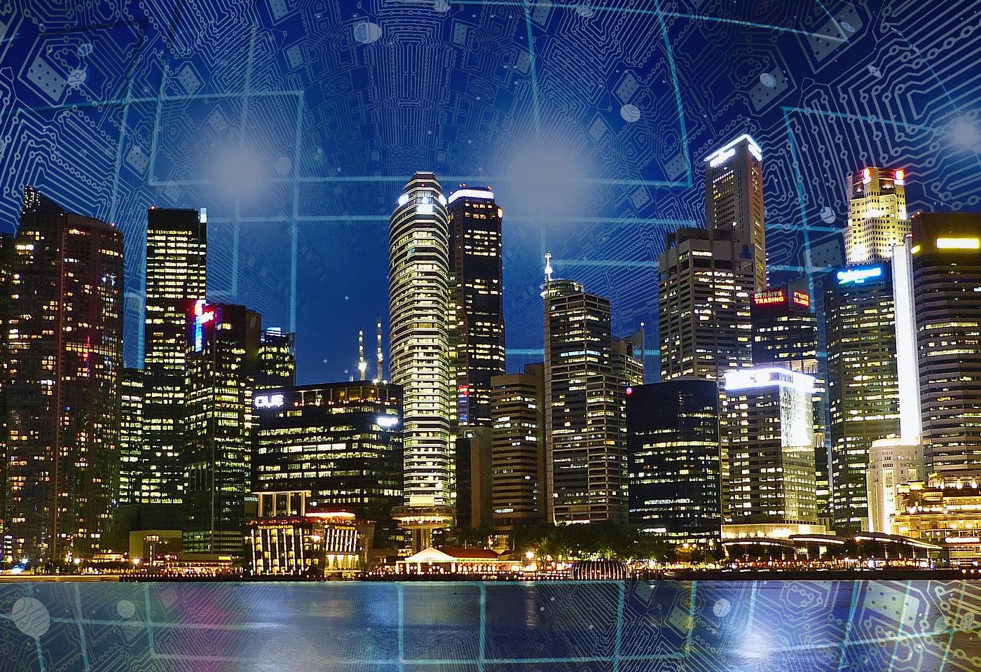 Driving Applications - Smart City